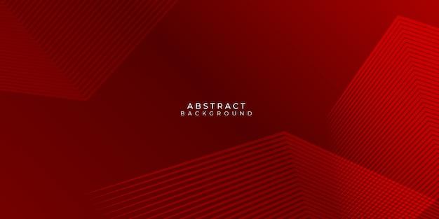 Abstracte achtergrond donkerrood met modern bedrijfsconcept