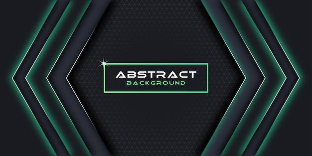 Abstracte achtergrond en geometrisch ontwerpelement.