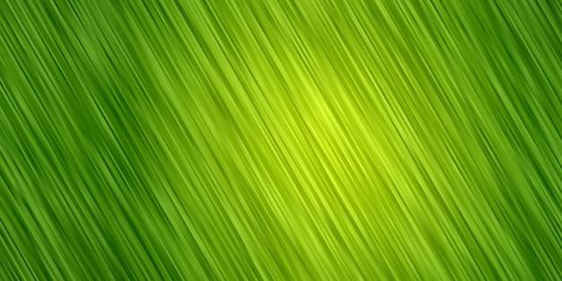 Abstracte achtergrond groene kleurverloop. stripe line behang