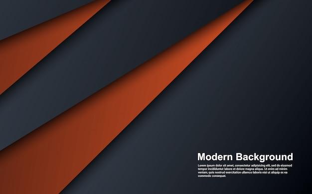 Abstracte achtergrond hipster verlopen kleur modern design