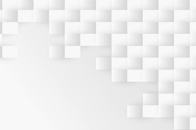 Abstracte achtergrond in 3d-papierstijl