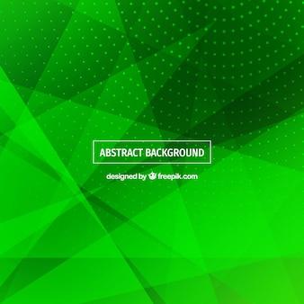 Abstracte achtergrond in groene kleur