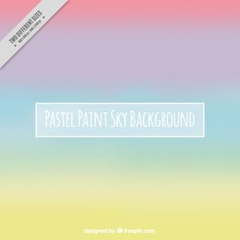 Abstracte achtergrond in pastelkleuren