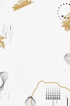 Abstracte achtergrond met 3d-patroon