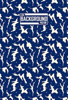 Abstracte achtergrond met dierlijk patroon