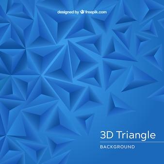 Abstracte achtergrond met driehoekige vormen