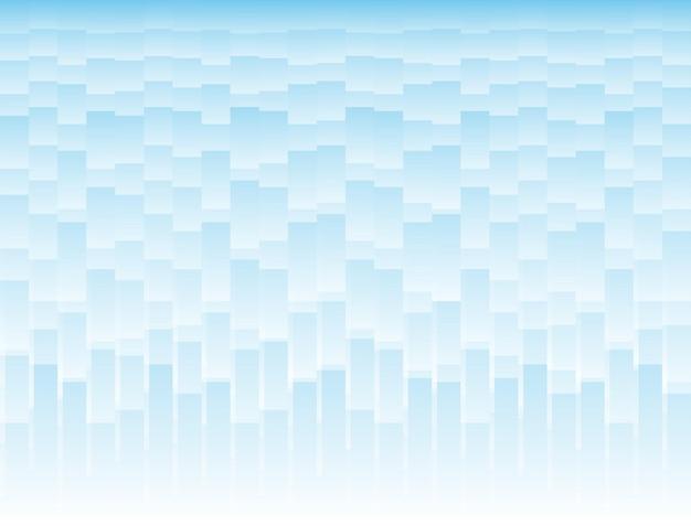 Abstracte achtergrond met een gelaagde structuur met een vage blauwe kleur