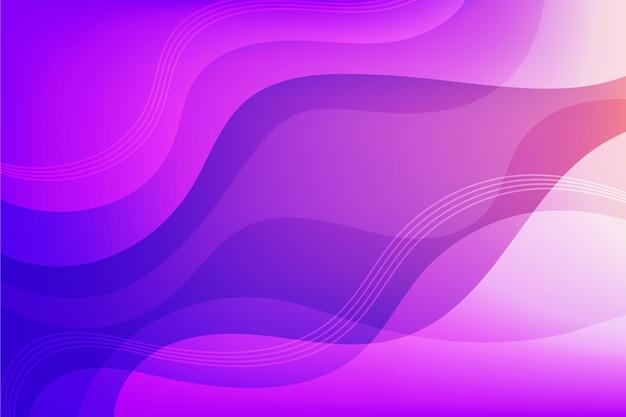 Abstracte achtergrond met golvende kopie ruimte