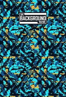 Abstracte achtergrond met grunge-patroon