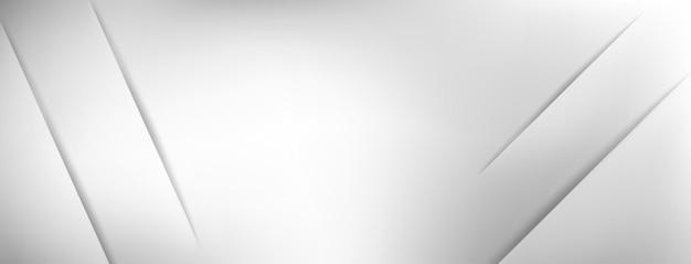 Abstracte achtergrond met insnijdingen in witte kleuren