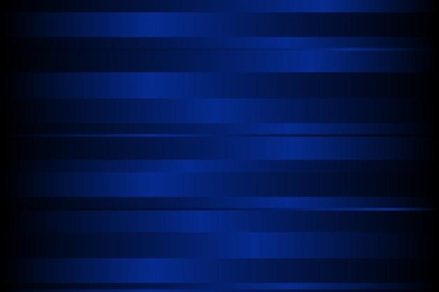 Abstracte achtergrond met kleurovergang blauwe vormen