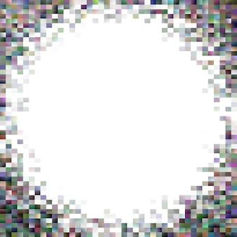 Abstracte achtergrond met kleurovergang rechthoek
