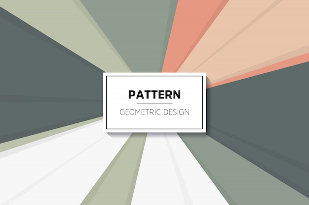Abstracte achtergrond met kleurrijke driehoeken