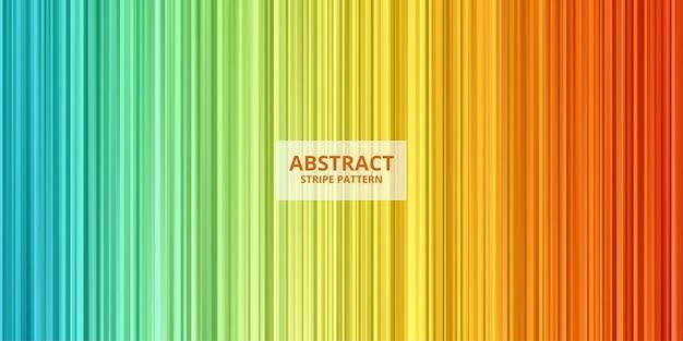 Abstracte achtergrond met kleurverloop. streep patroon behang