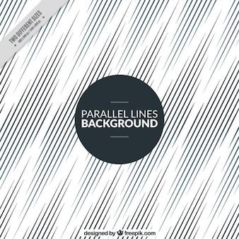 Abstracte achtergrond met parallelle lijnen
