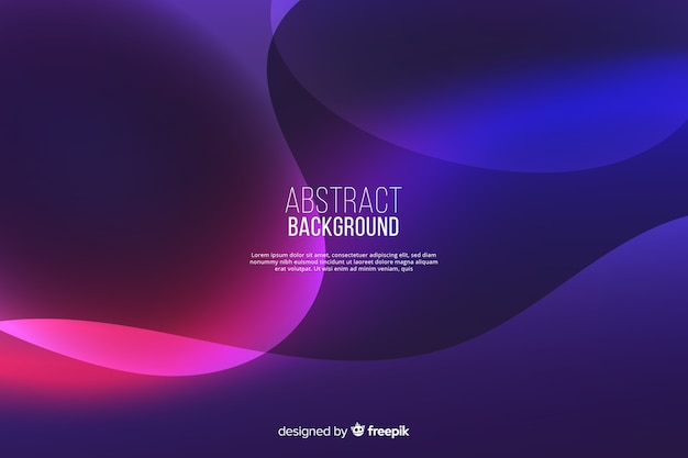 Abstracte achtergrond met verloopvormen