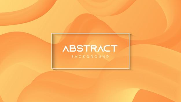 Abstracte achtergrond met vloeiende vormen