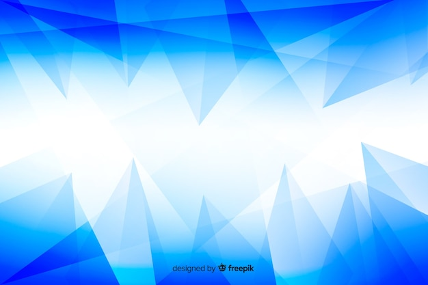 Abstracte achtergrond met vormen