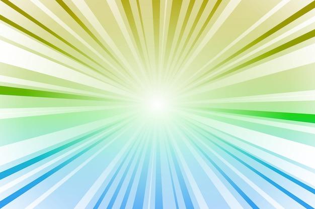 Abstracte achtergrond met zonnestralen. zomer vectorillustratie voor ontwerp
