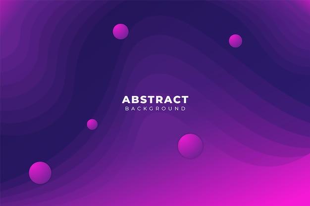 Abstracte achtergrond overlappende vorm zacht verloop paars blauw