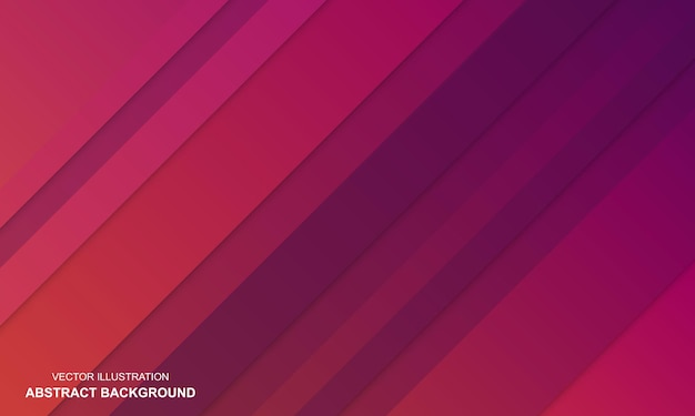 Abstracte achtergrond roze en paarse moderne kleur