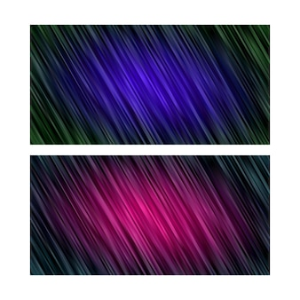Abstracte achtergrond. stripe line behang. set in blauw roze kleur