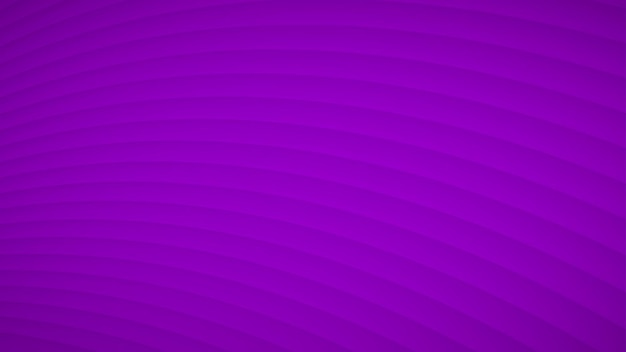 Abstracte achtergrond van golvende gebogen strepen met schaduwen in paarse kleuren