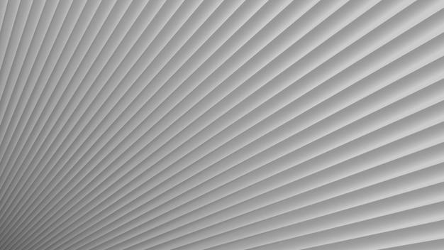 Abstracte achtergrond van gradiëntstralen in grijze kleuren