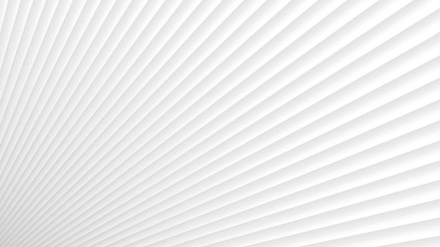 Abstracte achtergrond van gradiëntstralen in witte kleuren