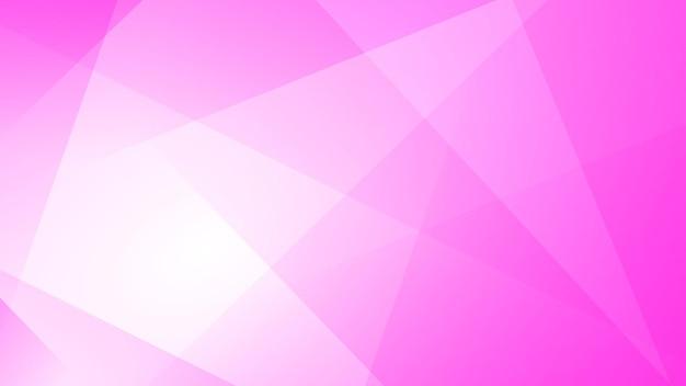 Abstracte achtergrond van rechte lijnen in roze kleuren Premium Vector