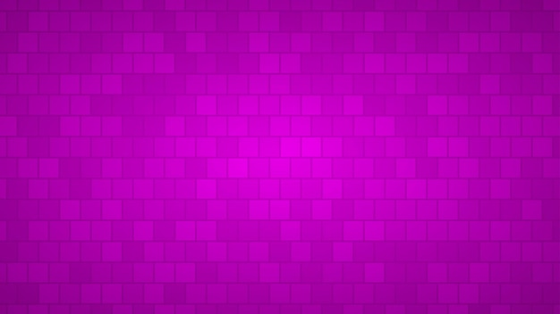 Abstracte achtergrond van vierkanten in paarse tinten