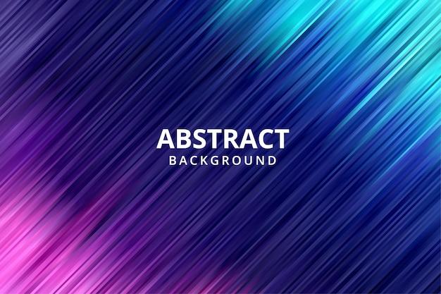 Abstracte achtergrond verloop. blauw roze streeplijn behang