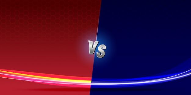 Abstracte achtergrond versus scherm vechten