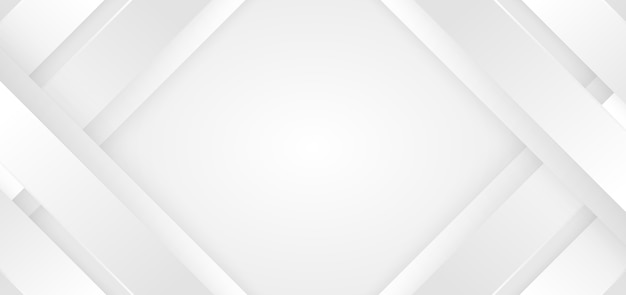 Abstracte achtergrond witte en grijze diagonale strepenlijnen