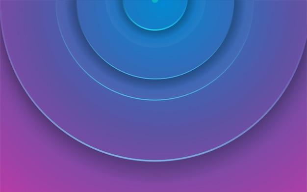 Abstracte achtergrondgradiënt met moderne bedrijfsconcept vectorgradiënt minimale backgroun