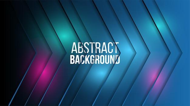 Abstracte achtergrondtechnologie racen op hoge snelheid