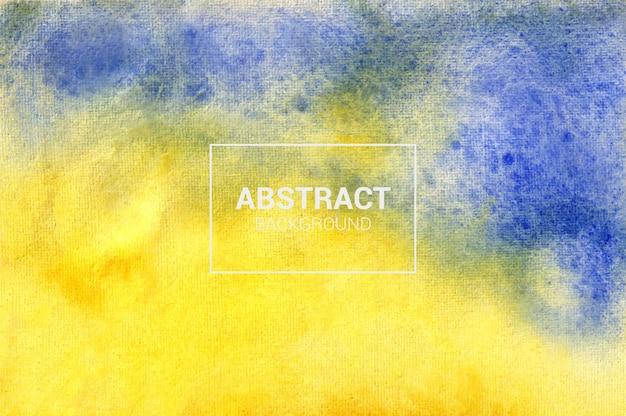 Abstracte aquarel achtergrondstructuur