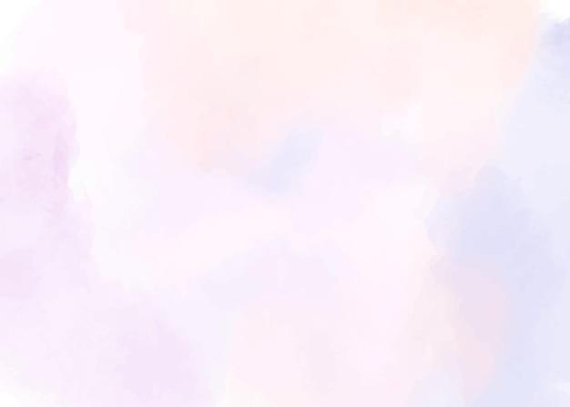 Abstracte aquarel pastel achtergrond
