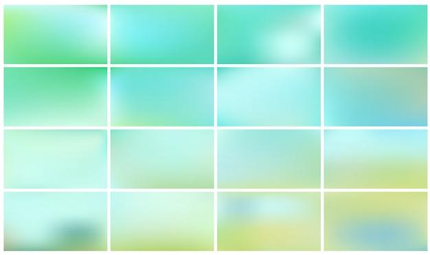 Abstracte azuurblauwe zee achtergrond.
