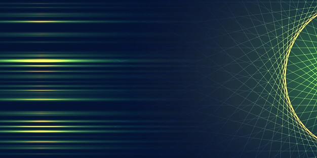 Abstracte banner