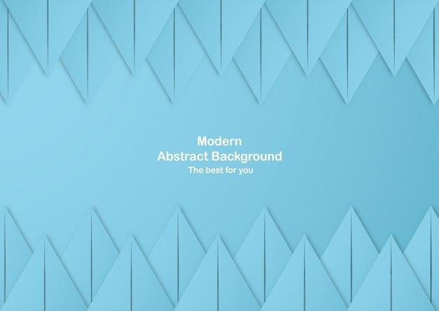 Abstracte blauwe achtergrond in vierkante vorm
