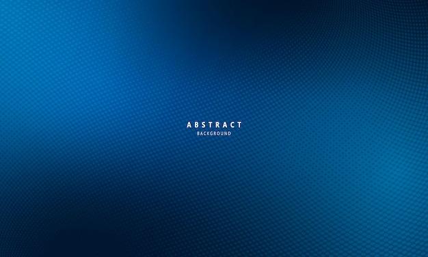 Abstracte blauwe achtergrond