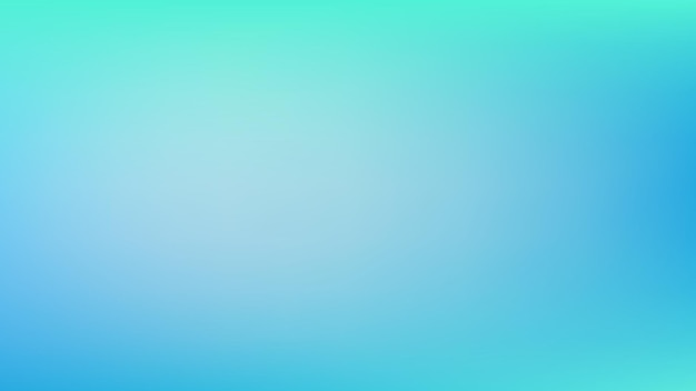 Abstracte blauwe en groene gradiëntkleureffectachtergrond voor websitebanner en poster of papieren kaart