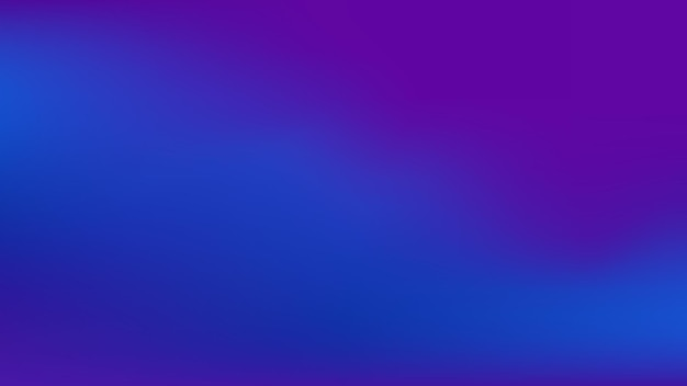 Abstracte blauwe en paarse gradiëntkleureffect achtergrond voor website banner en poster decoratie