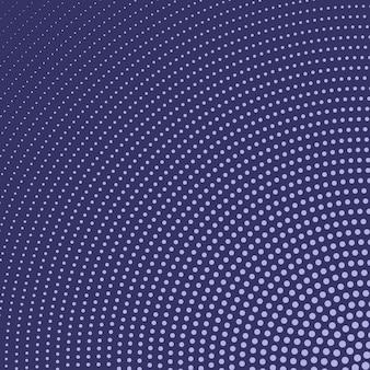 Abstracte blauwe halftone achtergrond