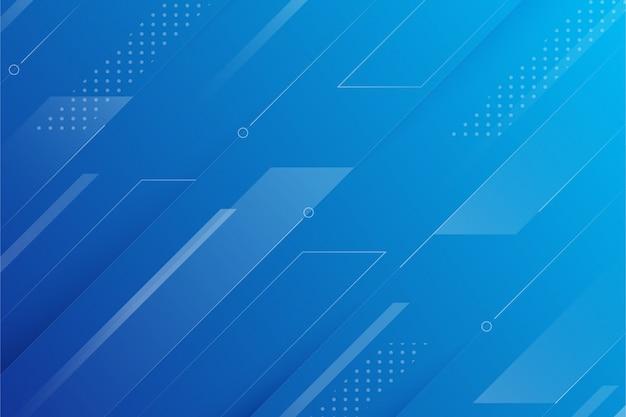 Abstracte blauwe lichte achtergrond