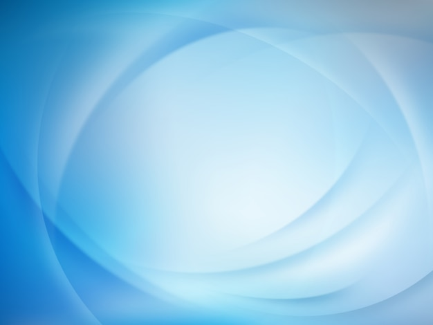 Abstracte blauwe onscherpe achtergrond.