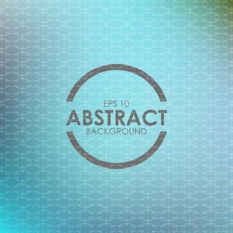 Abstracte blauwe sierachtergrond