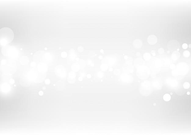 Abstracte bokehlichten met zachte lichte achtergrond.