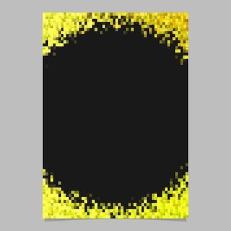 Abstracte brochure ontwerpsjabloon